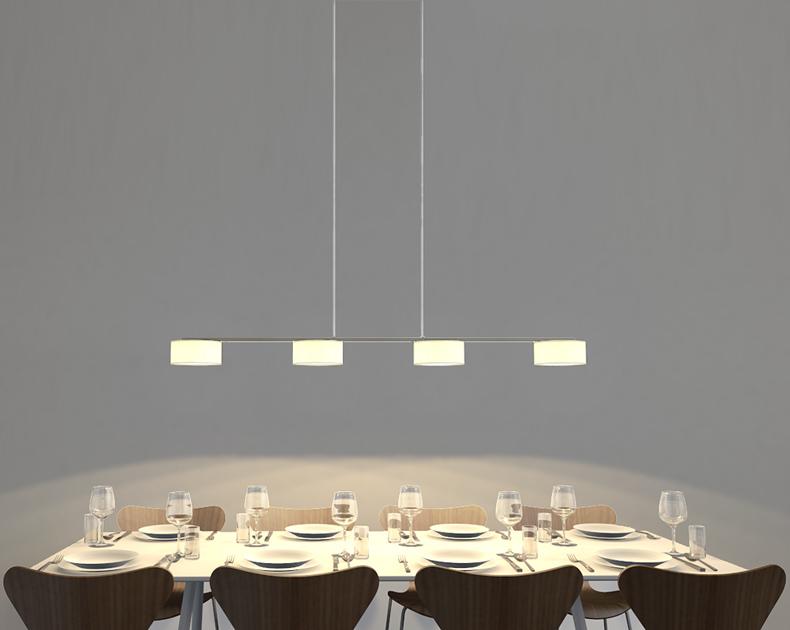Notizie - Illuminazione sala pranzo ...